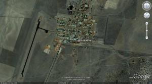 Dirranbandi - 100 km frå nærmaste bensinstasjon.